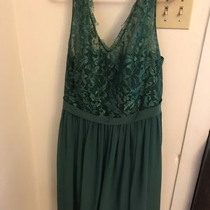 Bridesmaid/homecoming/prom dress